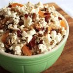 Vegan Popcorn Trail Mix