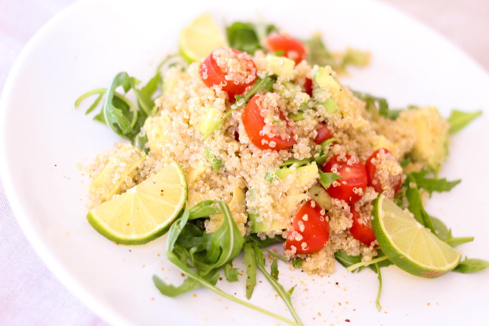 Vegan Quinoa Salad Recipes